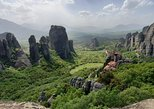 Midday Meteora Monastery tour from Kalabaka's trainstation