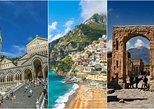 Amalfi-Positano-Pompeii (FullDay 8h)