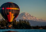 Epic Balloon Adventure In Front Of Mt. Rainier - Voted Seattle's Best Air Tour