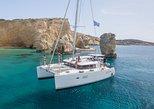 Daily Cruises & Private Charters around Naxos, Paros , Koufonissi and Mykonos