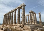 Private Tour Sounio, Temple of Poseidon, Lunch with licensed Guide