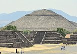 Mexico - Central Mexico: Tour # 1 in Mexico City: 3X1 Teotihuacan Pyramids - Shrine of Guadalupe plus...