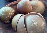 Make your own wooden bowl from the fruit of Calabash, national tree of St Lucia