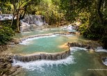 Private Tour Full-day Morning Market, Local Villages & Scenic Kuang Si Waterfall