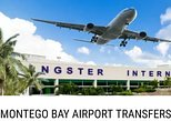 Private Airport transfer from Montego Bay to Runnaway Bay and Ocho Rios Hotels