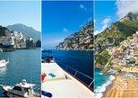 Amalfi-Boat Tour-Positano (FullDay 8h)