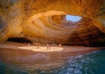 Algarve Beauties cave Tour - Benagil cave and Marinha beach from Faro
