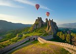 Balloon Flight over Belogradchik Rocks with a Bicycle Tour around the Fortress