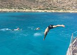 Day Private Sailing Cruises to Balos Lagoon, Gramvousa Island and more.