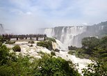 Brazilian Side of Iguazu Falls Tour from Puerto Iguazu