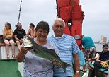 boat trip from 9 am to 3 pm fishing & swimming & barbecue & dessert