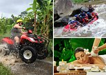 Ayung Rafting - Quad Bike - Bali Spa Packages