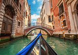 experience a gondola ride down the stupendous grand canal of venice