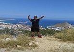 Hiking Up Z Mountain
