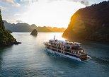 Lan Ha Bay Overnight on boat_from Hanoi on 5 stars Aspira Luxury Cruises