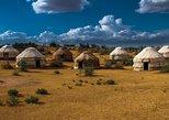 Adventure to Yurt Camp in Aydarkul lake