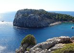 BOAT TRIP TO ANTHONY QUINN, KALLITHEA & TRAGANOU CAVES with Half Price Tours