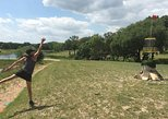 Dine & Disc Golf in The Texas Hill Country