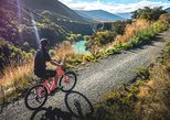 Self-Guided Tour: Arrowtown River Bike Ride to Gibbston Valley Including Lunch