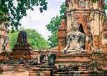 Private Tour: Ayutthaya Temples, Ruins and Lunch on River Cruise