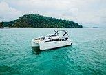 Day tour by Power Yacht to Mantanani island from Kota Kinabalu