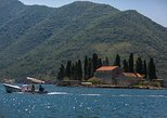 Transfer to Our Lady of the Rocks, Perast, Kotor Bay