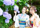 From Tokyo: Temples Tour to Kamakura with Kimono Makeover