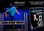 Magic show, magic lesson and Magic DVD combo