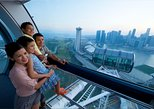 Singapore Flyer with Singapore River Cruise & 1 Day Unlimited Hop On Hop Off