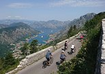 Biking Downhill From Njegusi to Kotor
