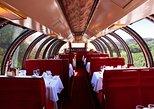 Napa Valley Wine Train Vista Dome Dinner Car