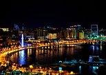 Baku night walking tour