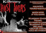 Kilkenny Ghost Walking Tour