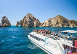 Mexico - Baja California Sur: Cabo Wave Luxury Sunset Dinner Cruise