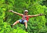 Combo Zipline and ATV adventure 2 hrs in Jacó