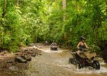 Central America - Costa Rica: Jungle Waterfall and River Crossing ATV Tour at Jaco