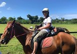 Horse riding in Port Vila with Yumi Tours