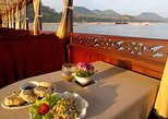 2 days Mekong upstream cruise of boat service to Pakbeng, Houay Xay