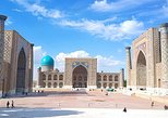 Vehicle tours along Uzbekistan