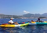 Guided kayaking tour to Pakleni islands