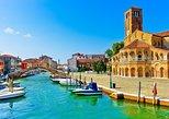 Private Tour: Murano, Burano and Torcello Half-Day Tour