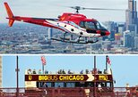 USA - Illinois: Big Bus Chicago Hop-on Hop-off and Helicopter Tour