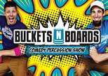 Buckets N Boards: Comedy Percussion Show