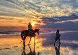 Horse Riding on Seminyak Beach Bali