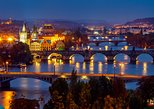 Prague Cruise with coffee and apple strudel