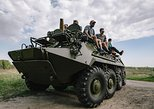 Driving BTR-80+SHOOTING Experience