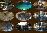 Santa Barbara Cenotes Swimming Tours Yucatan