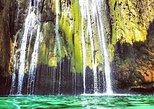 El Limón Waterfalls & Bacardi Island from Punta Cana area