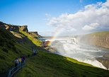 Golden Circle & Kerið Tour for Cruise Ships by Minibus