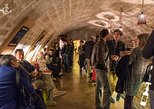 Guided tour and wine tasting in an historic cellar in the center of Paris